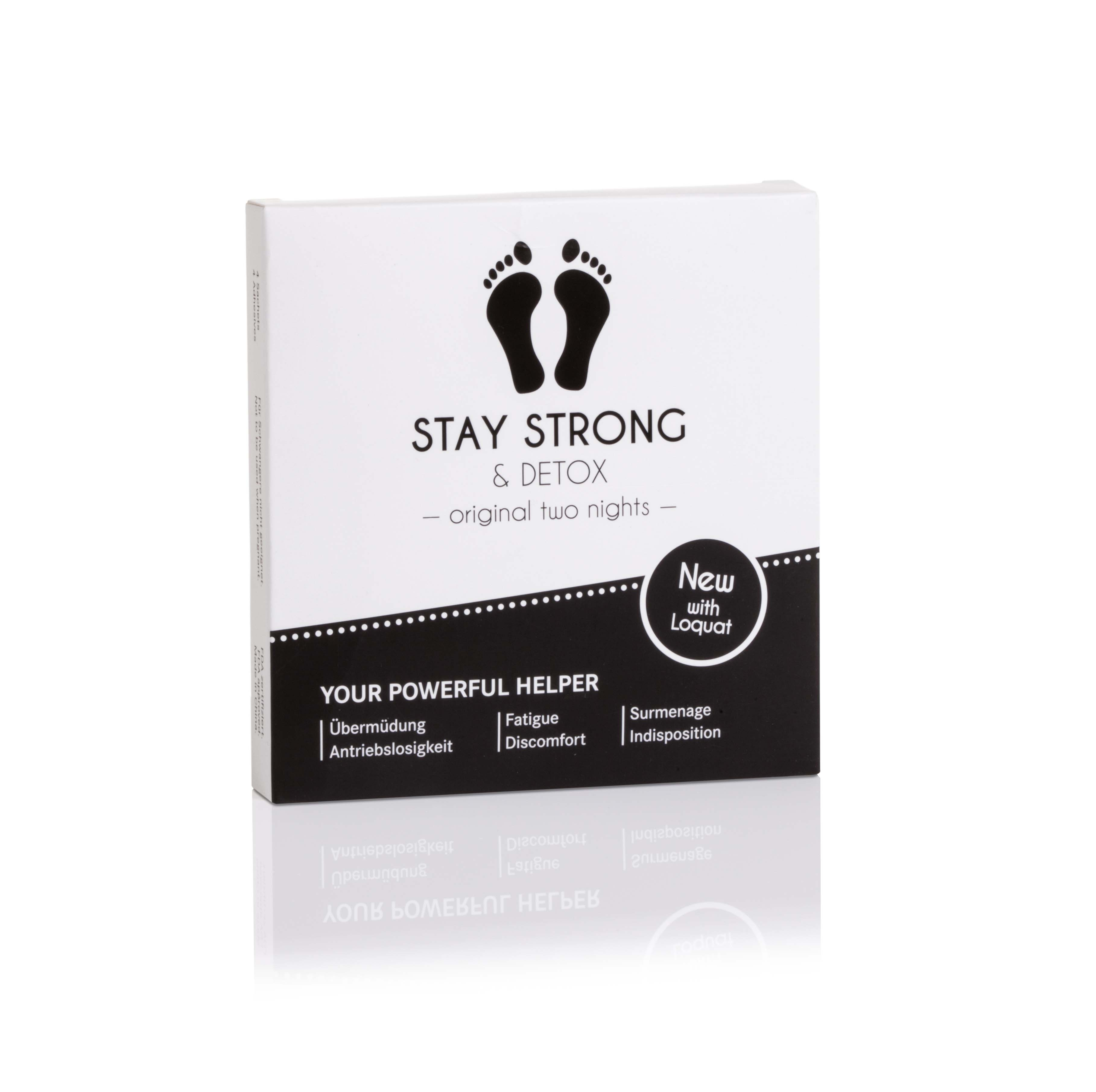 Bambus Vital-Pads  – Stay Strong
