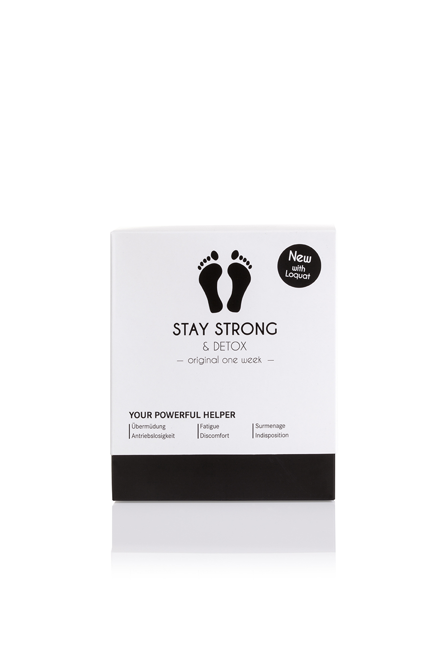Bambus Vital-Pads  - Stay Strong
